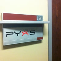 Photo taken at Pyxis Technologies by Jean-Robert B. on 9/20/2013