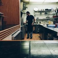 Photo taken at Mim's Cafe by Garrio H. on 10/28/2014