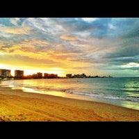 Photo taken at La Playita by Raul C. on 11/5/2012