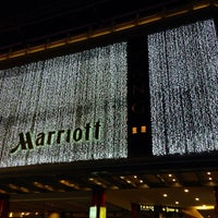 Photo taken at Marriott Singapore Tang Plaza by Yi-Fen S. on 12/27/2013