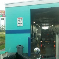 Photo taken at Blue Beacon Truck Wash by Ben on 12/11/2012