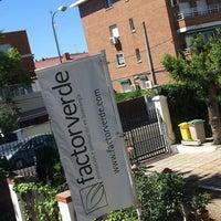 Photo taken at Cercanías Pozuelo by Juan S. on 5/14/2014