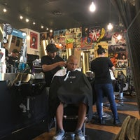 Photo taken at Floyd's 99 Barbershop by Keith M. on 8/12/2016