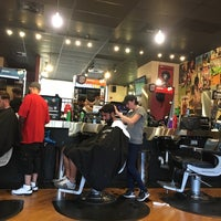 Photo taken at Floyd's 99 Barbershop by Keith M. on 7/7/2016