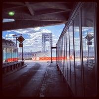 Photo taken at George Washington Bridge Bus Station by Clay W. on 3/30/2013