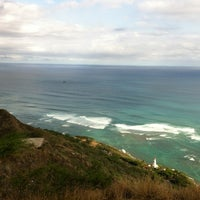 Photo taken at Diamond Head State Monument by Frank G. on 5/20/2013