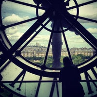 Photo taken at Orsay Museum by Amanda L. on 6/15/2013