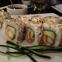 Photo taken at Sushi Roll by Carlos I. on 3/5/2013