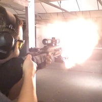 Photo taken at Sharp Shooters by Mike S. on 4/6/2014