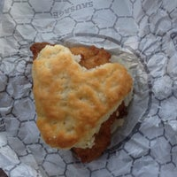 Photo taken at Chick-fil-A by Annette M. on 2/14/2014