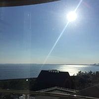 Photo taken at Sheraton Grande Tokyo Bay Hotel by Mishal A. on 10/15/2016