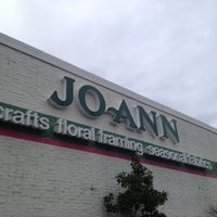 Photo taken at Jo-Ann Fabric and Craft by Jane P. on 2/5/2013