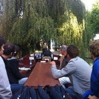 Photo taken at De Bootjes van Gent   Rederij Dewaele by Jordy🐺 D. on 10/4/2012