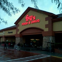 Photo taken at Fry's Food Store by Andrew D. on 1/27/2013