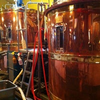 Photo taken at Ellicottville Brewing Company by Jay R. on 12/28/2012