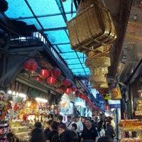 Photo taken at Jiufen Old Street by Chun Hei C. on 3/19/2013
