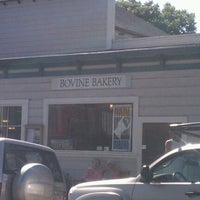 Photo taken at Bovine Bakery by Roohi M. on 9/29/2012