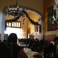 Photo taken at Rincón Maya by Omar J. on 12/28/2012