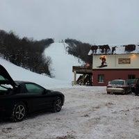 Photo taken at Blackjack Ski Resort by Lance S. on 12/28/2013