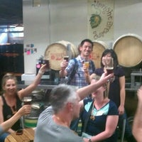 Photo taken at Upright Brewing by Brewvana T. on 4/27/2013