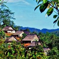 Photo taken at Wisata Suku Baduy by Explore Indonesia on 6/10/2013