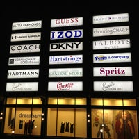 Photo taken at The Outlets at Sands Bethlehem by Alan R. on 1/9/2013