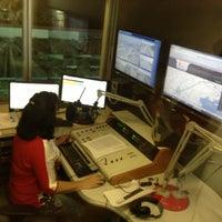Photo taken at CCR FM 107.5 Nova Dutra by Lala M. on 7/20/2013