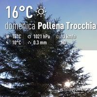 Photo taken at Pollena Trocchia by Gabriele G. on 1/6/2013