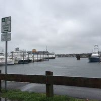 Photo taken at Steamship Authority - Hyannis Terminal by Martin K. on 10/9/2016
