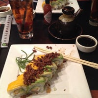 Photo taken at Sushi Roll by Artur M. on 5/5/2013
