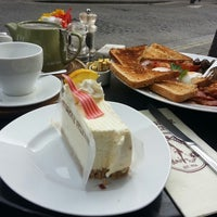 Photo taken at The Patisserie by Mohamed A. on 3/8/2014