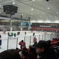 Photo taken at Kettler Capitals Iceplex by Evan S. on 1/13/2013