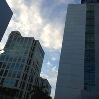 Photo taken at Broward College Downtown Campus by Nicholas E. on 10/23/2012