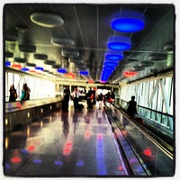 Photo taken at Indianapolis International Airport (IND) by Andrea S. on 7/10/2013