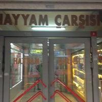 Photo taken at Hayyam Pasajı by Oğuz D. on 11/10/2012