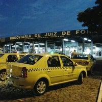Photo taken at Terminal Rodoviário Miguel Mansur by Jordam V. on 3/28/2013