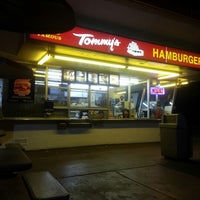 Photo taken at Original Tommy's Hamburgers by Stacey~Marie on 10/26/2012