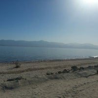 Photo taken at Salton Sea State Recreation Area by Stacey~Marie on 6/23/2013