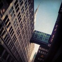 Photo taken at Gotham Bistro by Will on 1/3/2013