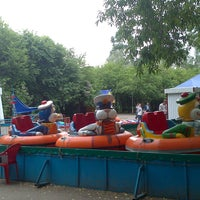 Photo taken at Парк, детская игровая площадка, аттракционы by Анна К. on 7/3/2013