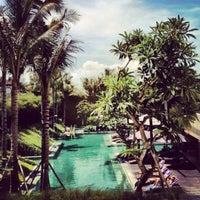 Photo taken at Centra Taum Resort Seminyak by Yvonne Z. on 10/28/2012