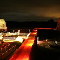 Photo taken at The Observatory Science Centre by Richard D. on 8/10/2014