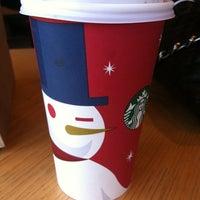 Photo taken at Starbucks by Joseph S. on 12/7/2012