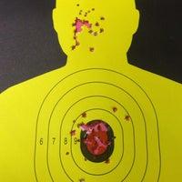 Photo taken at Deb's Gun Range by Angelo T. on 1/12/2014
