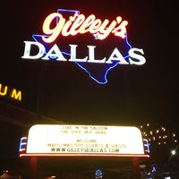 Photo taken at Gilley's Dallas by Trina S. on 2/17/2013