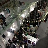Photo taken at H&M by Mel on 11/13/2012