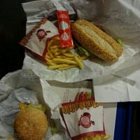 Photo taken at Burger King by Manuel K. on 12/15/2012