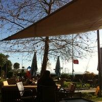 Photo taken at Caffé Nero by Buyar S. on 1/17/2013
