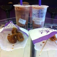 Photo taken at Chatime by Jade T. on 1/8/2014