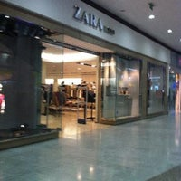 Photo taken at Zara by Petra K. on 11/24/2012
